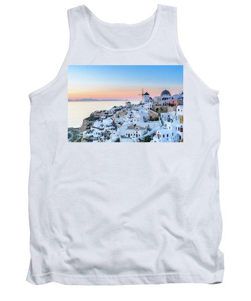 Oia, Santorini - Greec Tank Top