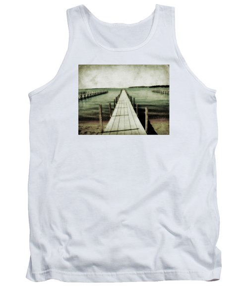 Okoboji Docks Tank Top