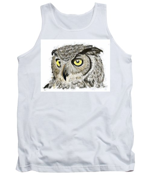 Old And Wise Tank Top