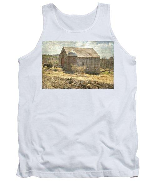 Old Barn Still Standing  Tank Top