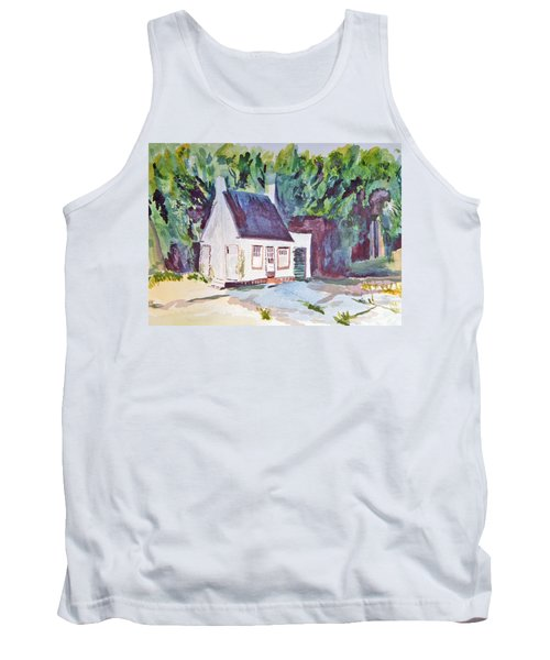 Former Old Country Gas Station Tank Top