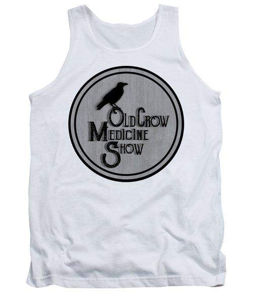 Old Crow Medicine Show Sign Tank Top