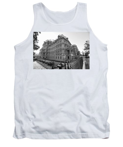 Old Executive Office Building Tank Top