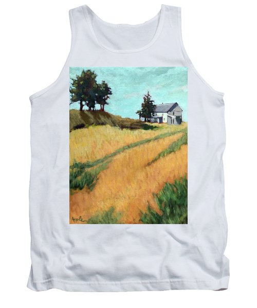 Old House On The Hill Tank Top