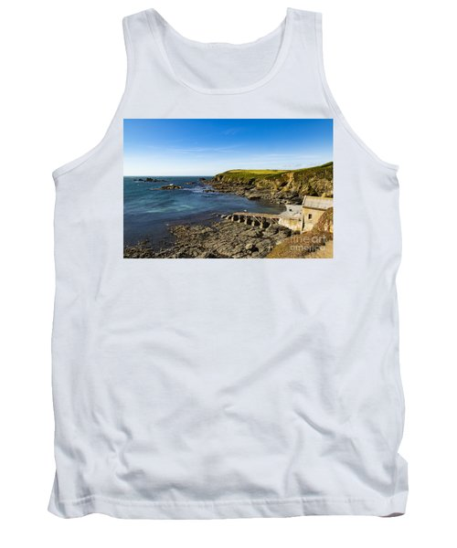 Old Life Boat Station Tank Top
