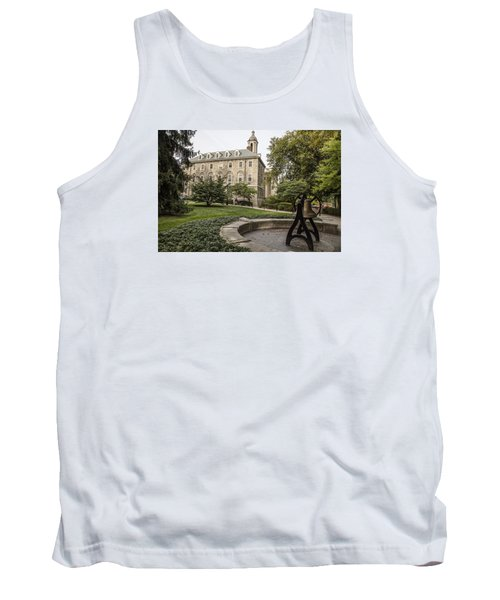 Old Main Penn State Bell  Tank Top by John McGraw