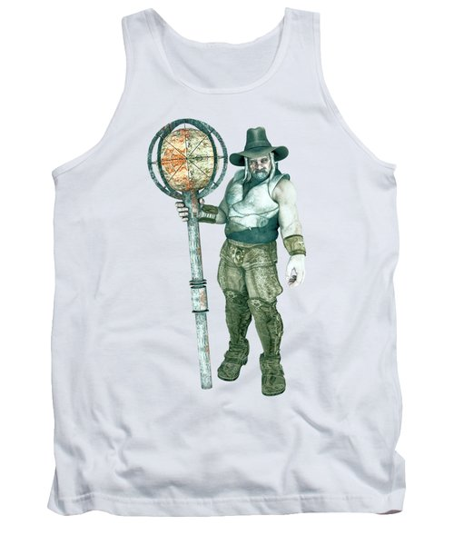 Old Mountain Giant Tank Top