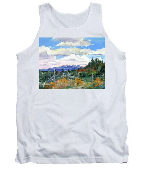 Old North Fence-in Colorado Tank Top