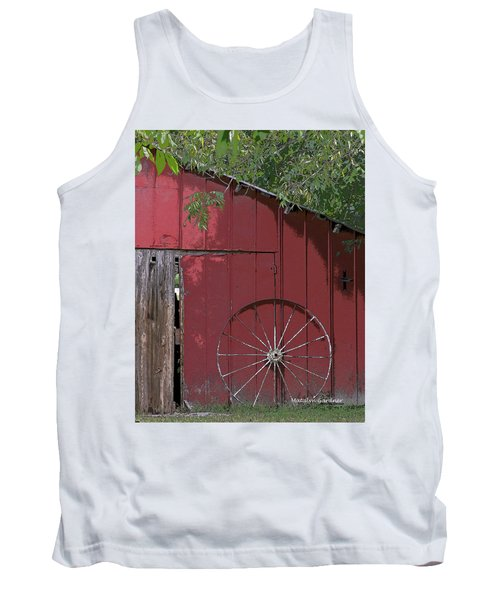 Old Red Barn Tank Top