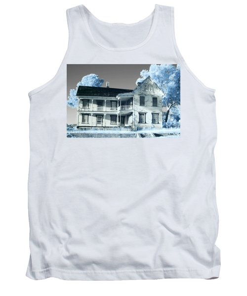 Old Shull House In 642 Tank Top