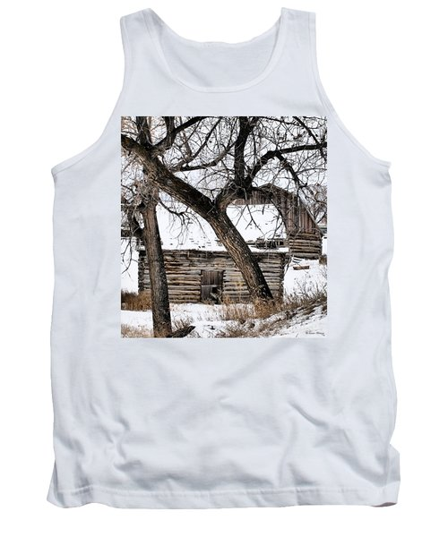 Old Ulm Barn Tank Top