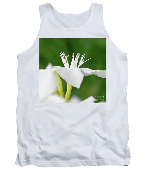 Tank Top featuring the photograph Oleander Ed Barr 2 by Wilhelm Hufnagl