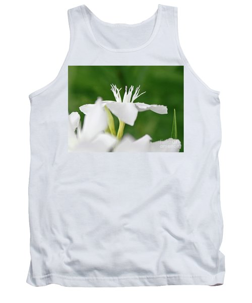 Tank Top featuring the photograph Oleander Ed Barr 1 by Wilhelm Hufnagl