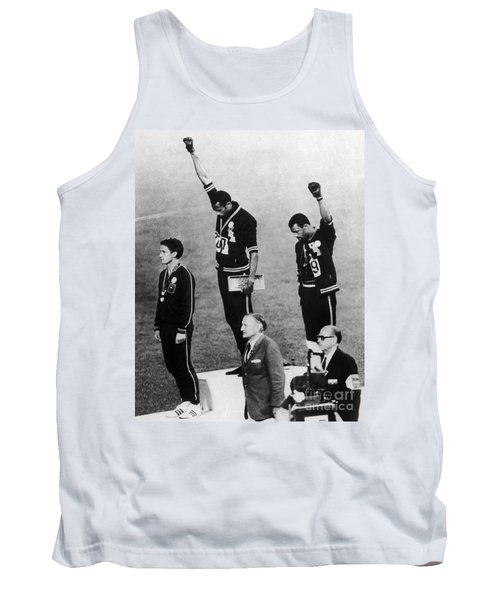 Olympic Games, 1968 Tank Top by Granger