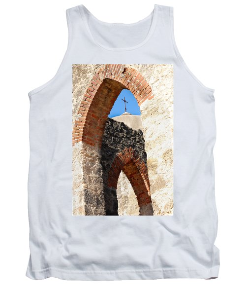Tank Top featuring the photograph On A Mission by Debbie Karnes