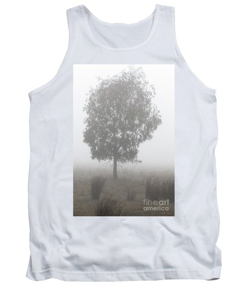 Tank Top featuring the photograph On A Winter's Morning by Linda Lees