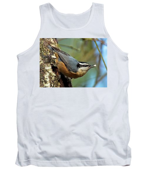 On Alert Tank Top by Sheldon Bilsker