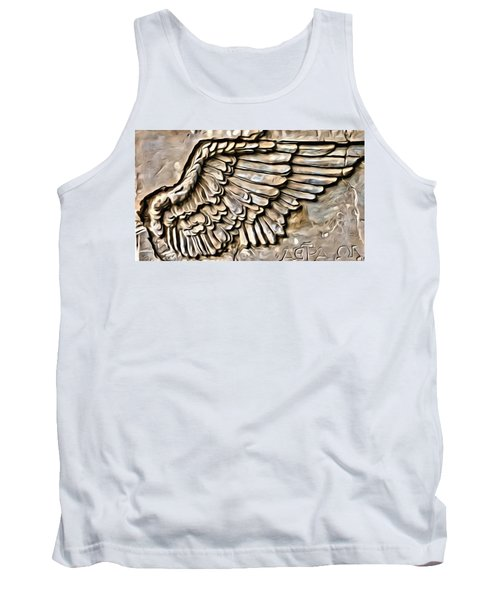 On Angels Wings Tank Top