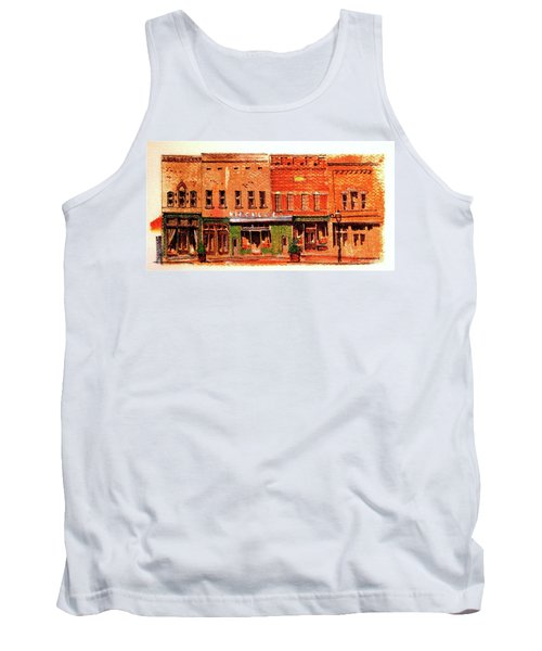 On Market Square Tank Top