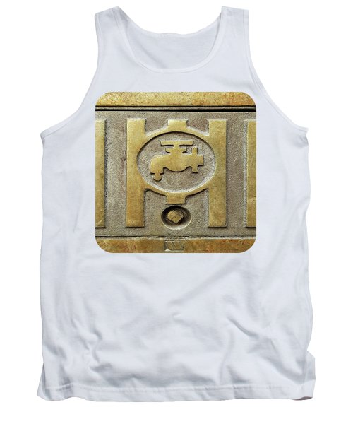 On Tap Tank Top by Ethna Gillespie