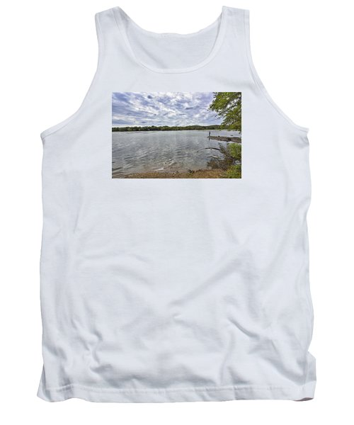 On The Banks Of The Potomac River Tank Top