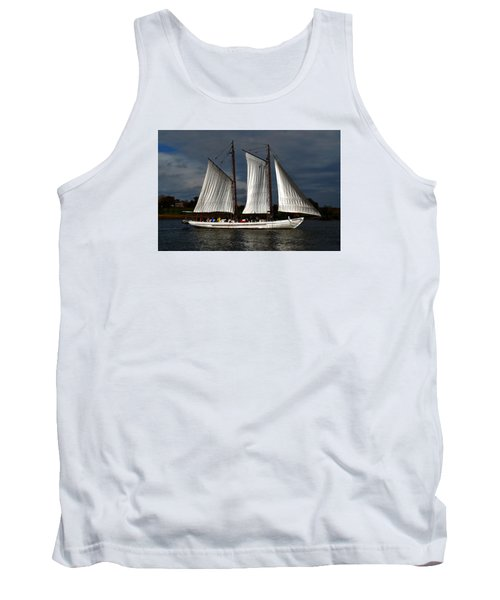 The A. J. Meerwald Tank Top by Richard Ortolano