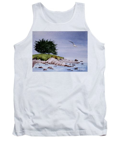 On The Lookout Tank Top