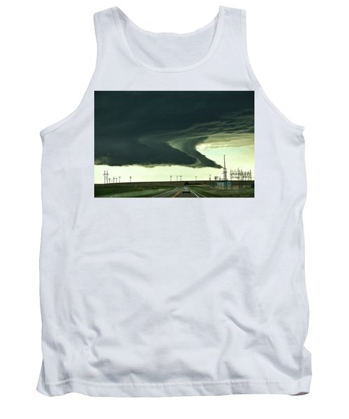 On The Way To The Akron Co Beast Tank Top