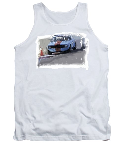 On Track 2002 Tank Top
