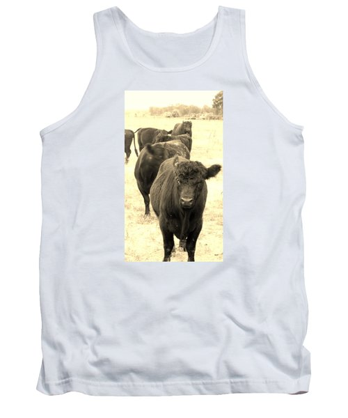 One At A Time Tank Top