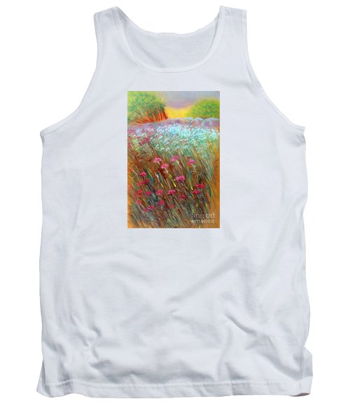 One Day In The Wild Tank Top