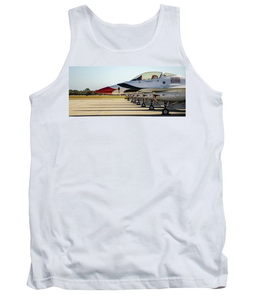 One Jet Or Seven Tank Top
