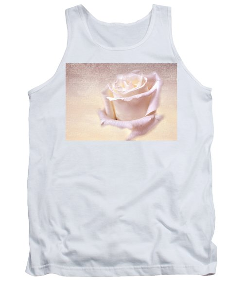 One Rose Is Enough For The Dawn Tank Top