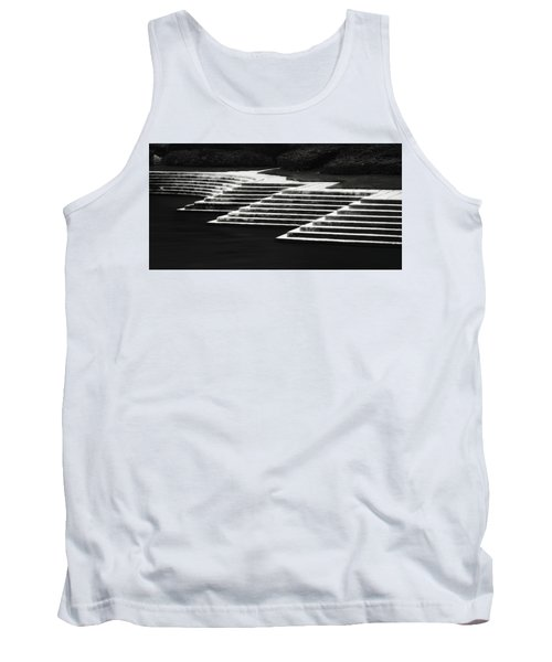 Tank Top featuring the photograph One Step At A Time by Eduard Moldoveanu
