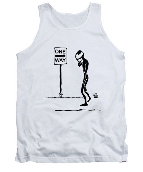 One Way Tank Top