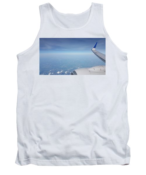One Who Flies Tank Top