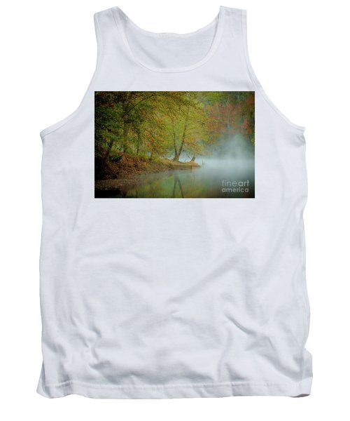 Tank Top featuring the photograph Only If I Go by Iris Greenwell