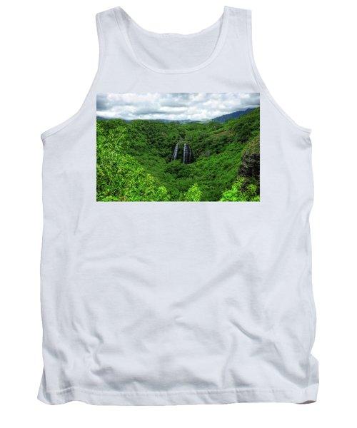 Opaeka Falls Tank Top