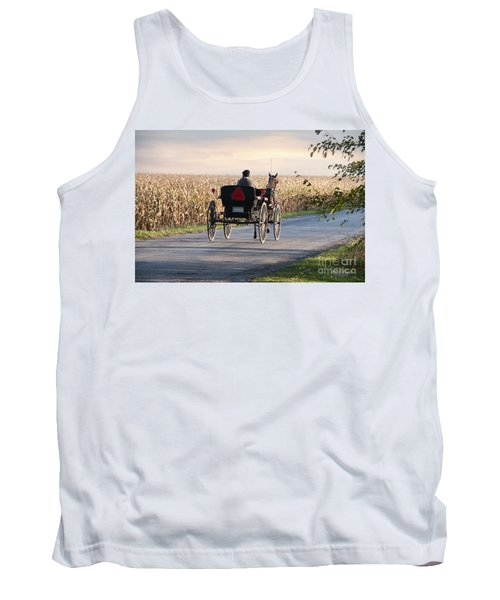 Open Road Open Buggy Tank Top