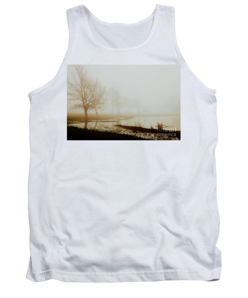 Tank Top featuring the photograph Open Space by Iris Greenwell