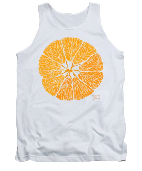 Orange You Glad Tank Top
