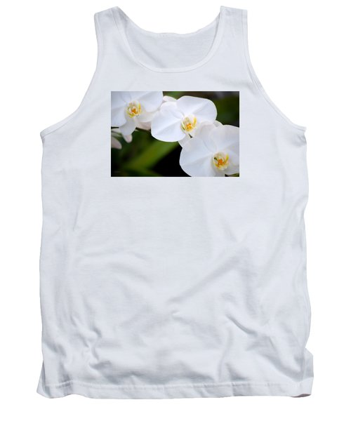 Orchid Flow Tank Top