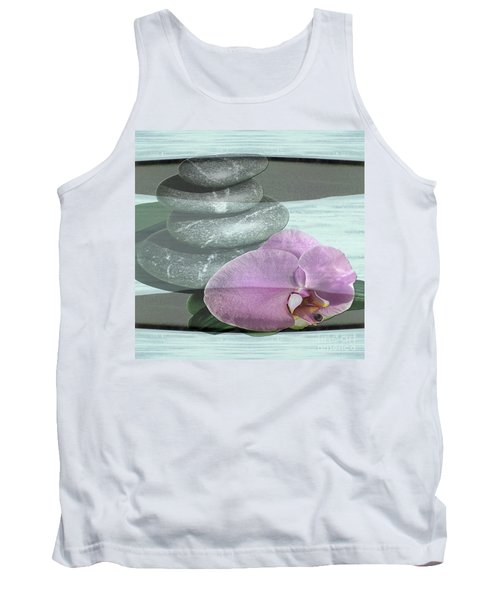Orchid Tranquility Tank Top