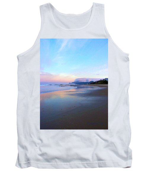 Oregon Coast 4 Tank Top