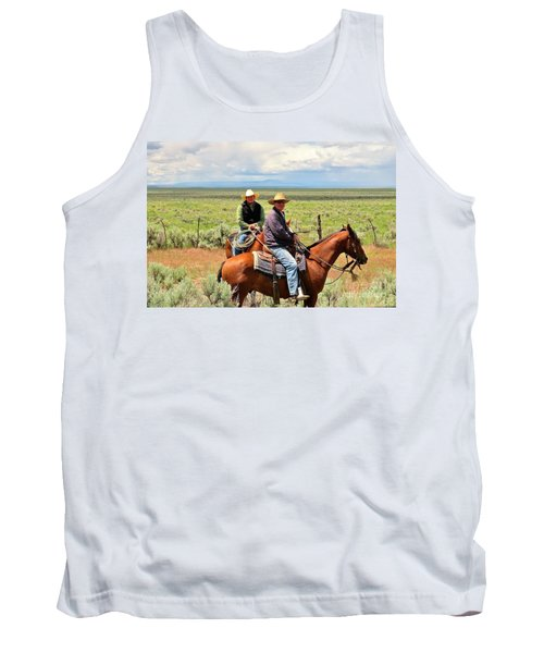 Oregon Cowboys Tank Top by Michele Penner