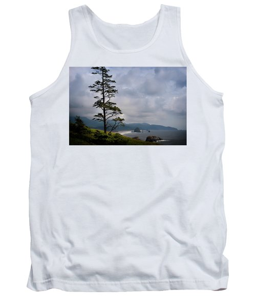 Oregon Ocean Vista Tank Top