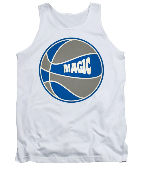 Orlando Magic Retro Shirt Tank Top