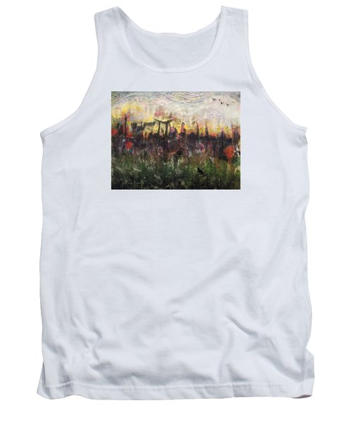 Other World 2 Tank Top by Ron Richard Baviello