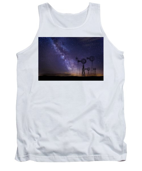 Tank Top featuring the photograph Our Milky Way  by Andrea Kollo