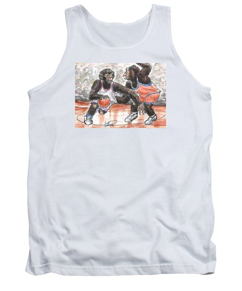 Out Of My Way Tank Top